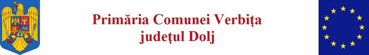 Primăria Comunei Verbița, județul Dolj